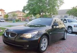 2010 bmw used used 2010 bmw 528i sport package