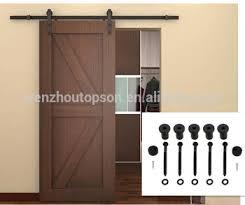 Black Antique Style Steel Rustic Modern Interior Solid Wood
