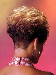 wedge haircut with stacked back wedge 003a wedges curly and hair style