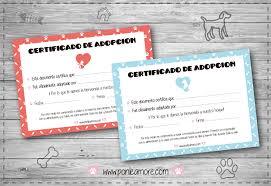 formato de acta de nacimiento en blanco gratis ensayos certificado de adopción de mascotas gratis para imprimir