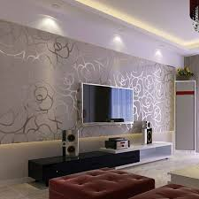 wallpaper ideas for living room decoration