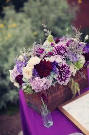 purple centerpieces best 25 purple wedding centerpieces ideas on purple