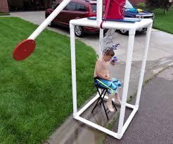 backyard dunk tank fun summer activities outdoor parties and
