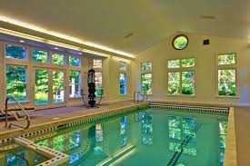 bedroom astounding images about indoor poolsspas pools enclosed