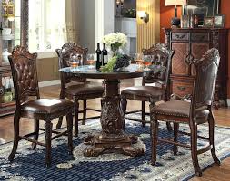 cherry dining room sets american drew cherry grove double pedestal