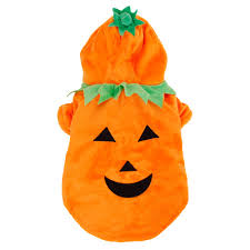pumpkin mask for halloween online shop free shipping pet clothing halloween pumpkin suit dog