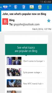hotmail app for android email for outlook hotmail app 1 3 apk for android aptoide