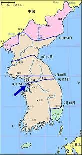 pusan on map battle of pusan perimeter