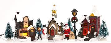 Christmas Village Sets Christmas Village Decorations Best Decoration Ideas For You