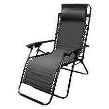 Metal Reclining Garden Chairs Garden Chairs Ebay
