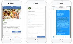 Careerbuilder Quick Apply Facebook U0027s New Job Opening Posts Poach Business From Linkedin