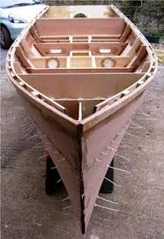 Small Wood Boat Plans Free by Argie 15 Stitch U0026 Glue Plywood Boat Plans For Amateur Boatbuilders