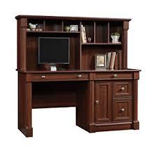 sauder 420606 palladia l desk vo a2 computer vintage oak amazon com sauder 420513 palladia computer desk and hutch cherry