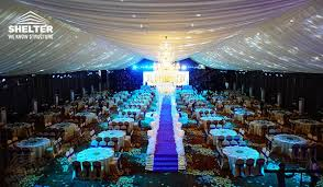 wedding ceremony canopy 30 60m aluminum tents for wedding reception marriage tent