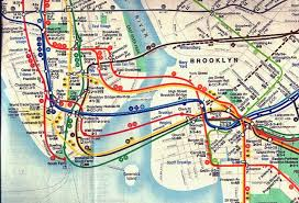 map of nyc streets designing the new york city subway map omnibus