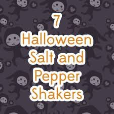 58 best halloween salt and pepper shakers images on pinterest