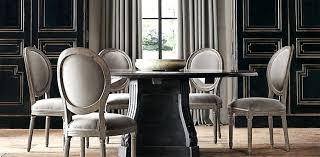 Dining Room Tables Restoration Hardware - restoration hardware round dining table u2013 letitgolyrics co