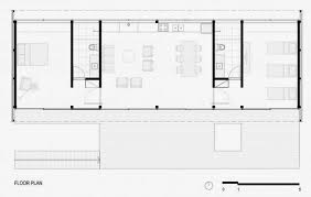 Shipping Container Floor Plan Floor Plan For 2 Forty Foot Shipping Containers Side By Side