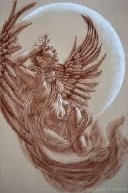 awakening sketch by michael c hayes on deviantart