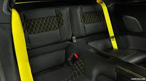 porsche 911 interior back seat 2012 techart porsche 911 carrera s individual interior rear
