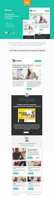 free email newsletter templates psd css author