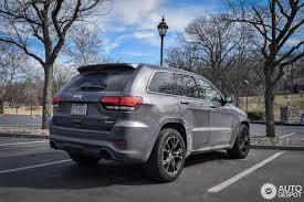 grey jeep grand cherokee 2016 jeep grand cherokee srt 8 2013 21 february 2015 autogespot