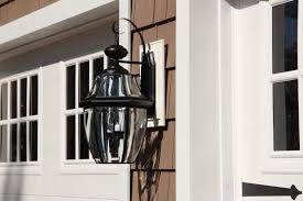 outdoor light fixture with built in outlet in outlet lowes outdoor lighting dusk to dawn wall lights