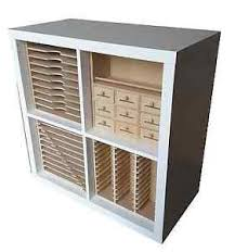 Kallax New Range Of Craft Storage Inserts For Ikea Kallax Cubes Ebay