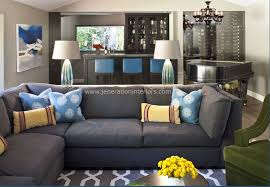grey carpet with grey couch loden green accent chair with the