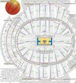 pepsi center floor plan pepsi center floor plan luxury warriors seating chart with seat
