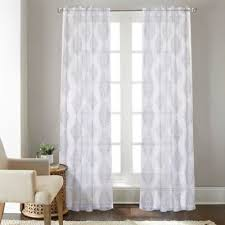 108 Inch Panel Curtains Buy Rod Pocket Back Tab Window Curtain Panel From Bed Bath U0026 Beyond