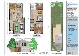 house plans narrow lot house plan inspiring design 15 2 family house plans narrow lot the