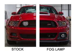 2013 ford mustang gt parts 2013 2014 ford mustang roush lower fog light kit