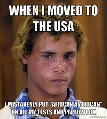 Funny African Memes - white south african guy problems rebrn com