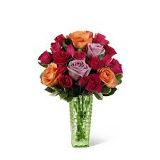 ftd sun u0027s sweetness rose bouquet by better homes and gardens in