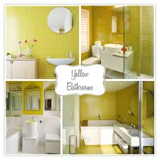 yellow tile bathroom ideas vintage yellow bathroom tile design of your house its