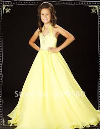 the best wedding dresses for young bright yellow junior