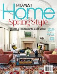 home magazine midwest home magazine media kit info
