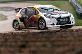 peugeot south africa rallycross the new peugeot 208 wrx to break cover in barcelona