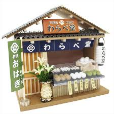 house kit billy handmade doll house kit japanese sweets shop 8772 ebay