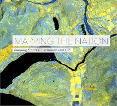 Book Map New Esri Book Shows How Government Turns Data Into Meaningful Maps