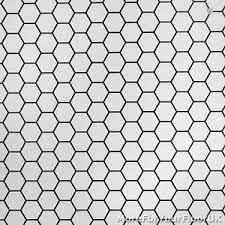 cheap modern vinyl flooring black white hexagon vinyl kitchen