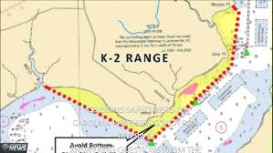 Time Warner Cable Service Area Map Thousands Of Unexploded Ordnance Found Next To Marine Base Usmc Life