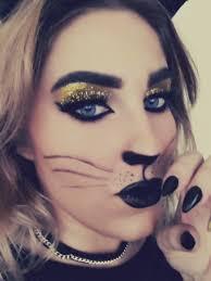 lipstick in london halloween cat makeup