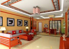 chinese living dining room furniture 3d house