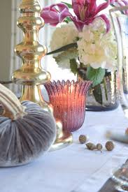 a rustic elegant thanksgiving zdesign at home