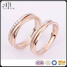 wedding ring japan 18k white gold japan diamond wedding band ring set two tone