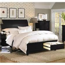 Black Sleigh Bed Sleigh Beds Washington Dc Northern Virginia Maryland And