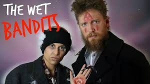 bandit halloween costume hunter pence and lexi u0027s home alone costume reveal 2015 youtube