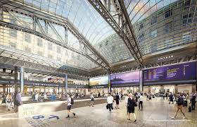 Map Of Penn Station Penn Station Proposals Fail A Unique Opportunity To Improve